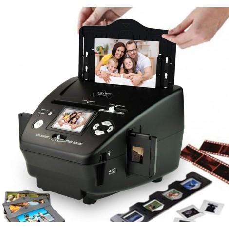 image else for AVLabs 4 in 1 Photo, Slides, Negatives, Name Card Scanner DC-M122 DC-M122