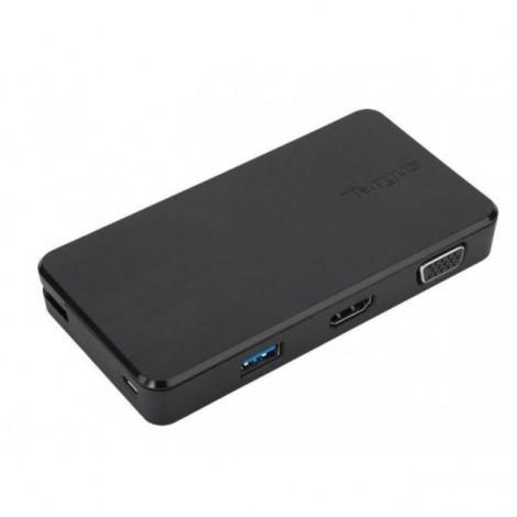 image else for Targus USB 3.0 & USB-C Dual Travel Dock (DSU100US) DSU100US