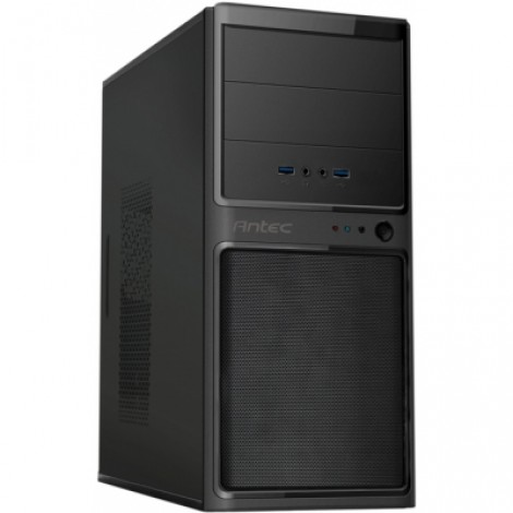 image else for Antec ESK3450B Mid Tower Case with True 450W APFC PSU, Support microATX, Mini-ITX MB with 2 x USB 0-761345-92028-5