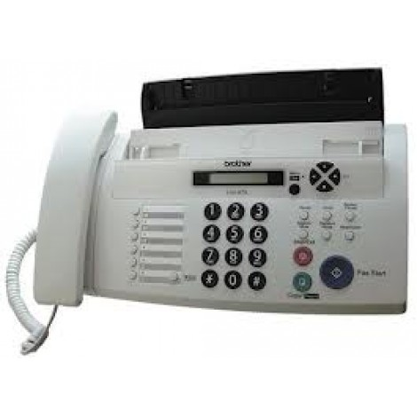 image else for Brother Fax-878 Thrml Trnsfr Fax, Upto 20pg Memory, 10pg Adf, Duet&caller Id FAX-878
