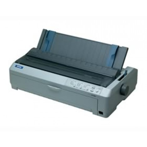 image else for Epson Fx-2190 Dot Matrix Printer Dual 9 Pin Print Head, Print Speed 680cps Up To 7-part Form C11C526051