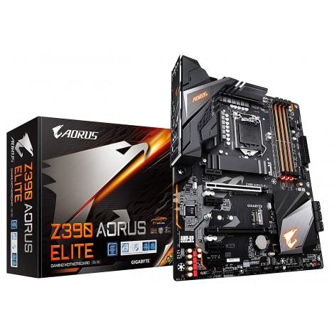 image else for Gigabyte Z390 Aorus Elite Mb 1151 4xddr4 6xsata 2xm.2 Usb-c Atx 3yr Ga-z390-aorus-elite GA-Z390-AORUS-ELITE