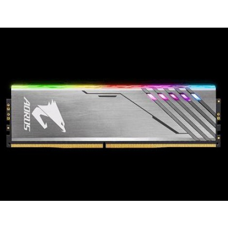 image else for Gigabyte Aorus Rgb Memory 16Gb Kit (2X 8Gb) Ddr4 3200Mhz 1.35V Without Rgb Demo Module Gp-Ar32C16S8K2Hu416R