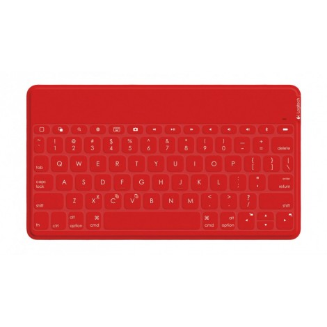image else for LOGITECH Keys-To-Go Ultra-Portable Keyboard for iPad - Red 920-006735 226905 920-006735
