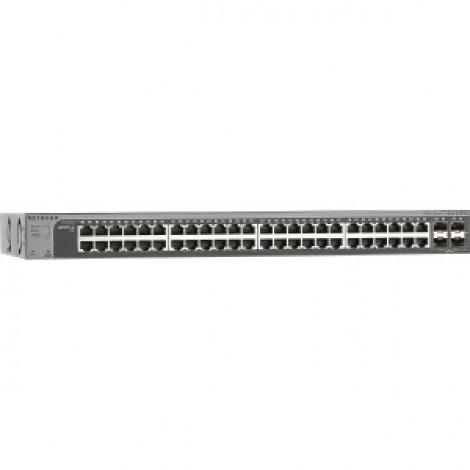 image else for Netgear Prosafe S3300-52x-poe+ (48-port Poe+ Gigabit Stackable Smart Switch 4x10g Ports) Gs752txp-100ajs GS752TXP-100AJS