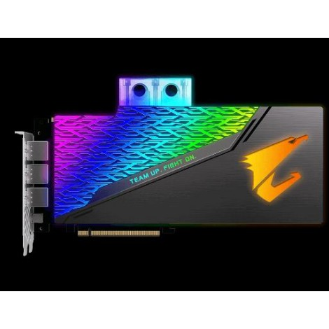 image else for Gigabyte Gf Rtx 2080 Pcie X16 8Gb Gddr6 Aorus X Waterblock For Liquid Cooled System Onl Gv-N2080Aorus-X-Wb-8Gc GV-N2080AORUS-X-WB-8GC