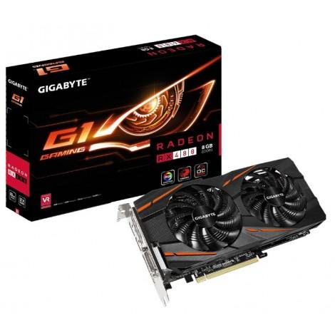 image else for Gigabyte AMD Radeon RX480 G1 Gaming 8GB  GV-RX480G1-GAMING-8GD