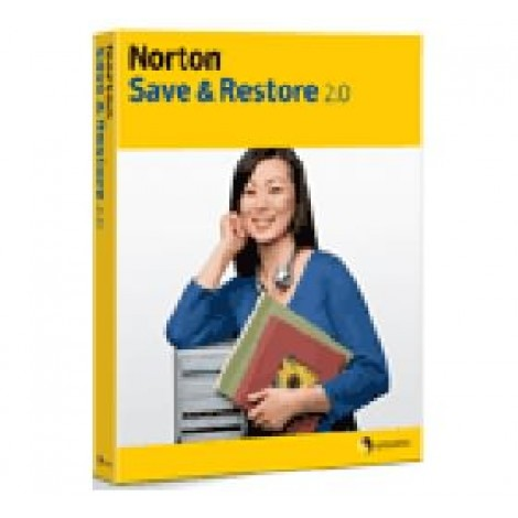 image else for Symantec Norton Save & Restore 2.0 For Winxp/ Vista