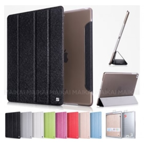 image else for Hoco Ice Ultra Slim Premium Smart Case For Ipad 2 /3 /4 Cool Black, Free Screen Protector