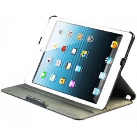 image else for Apple Ipad Mini Leather Slim Folio Convertible Case With Sleep/ Wake Function