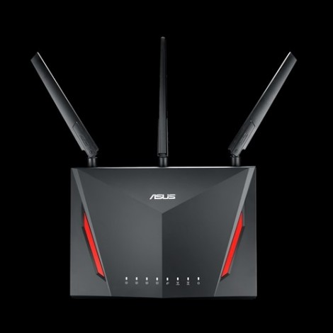image else for Asus Rt-Ac86U Mu-Mimo Ac2900 Gaming Router Rt-Ac86U RT-AC86U