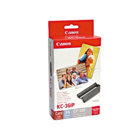 image else for Canon Kc36ip Ink/ Paper Pack, Cr Kc36ip KC36IP