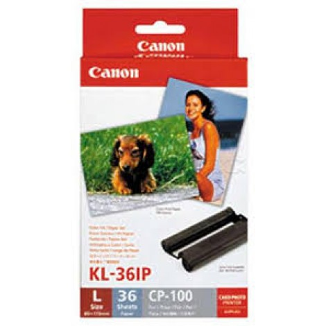 image else for Canon Kl36ip Ink/ Paper Pack, L Kl36ip KL36IP