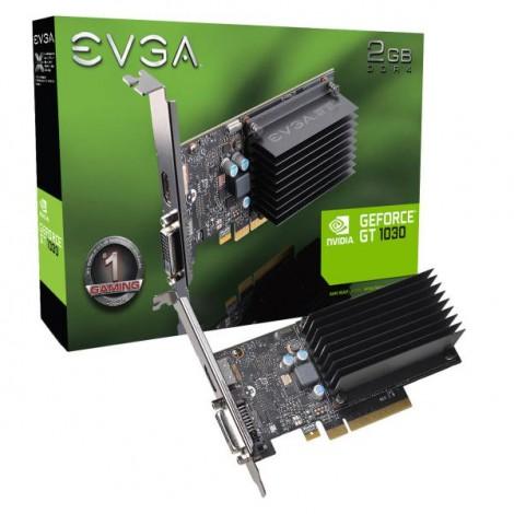image else for Evga Geforce Gtx 1030 Fan Cooling Low Profile 02g-p4-6232-kr 02G-P4-6232-KR
