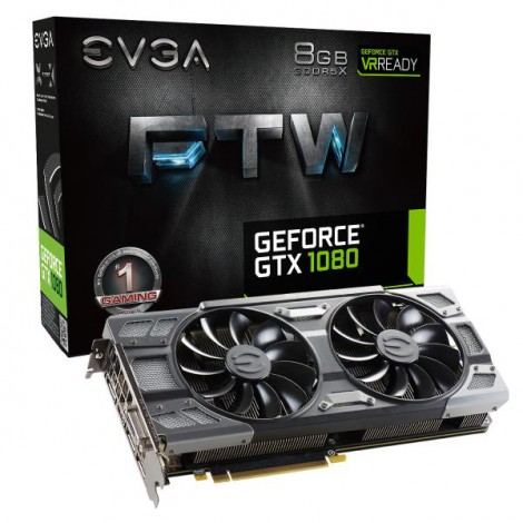 image else for EVGA GeForce GTX 1080 FTW GAMING ACX 3.0 08G-P4-6286-KR 08G-P4-6286-KR