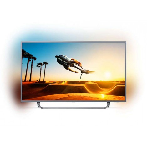 """image else for Philips 7300 Series 139 Cm (55"""" ) 4K Ultra Slim Tv Powered By Android Tv With Ambilight 3-Sided 55PUT7303/79"""