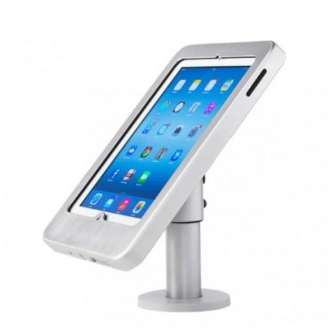 image else for Atdec SpacePole SPIPF245-ALU-03 SafeGuard iPad Frame with Desk mount for Apple iPad2, iPad3 (The SPIPF245-ALU-03
