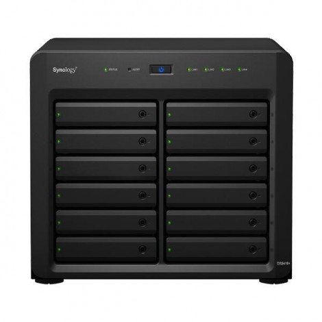 "image else for Synology Diskstation Ds2419+ 12-Bay 3.5"" Diskless Quad-Core 2.1Ghz 4Xgbe Nas (Scalable) ( Expansion DS2419+"