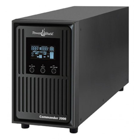 image else for Powershield Commander 1100va/ 990w Line Interactive Pure Sine Wave Tower Ups With Avr. Telephone/ PSCM1100