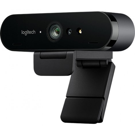 image else for Logitech Brio 4K Ultra HD Pro Webcam 960-001105, 4K Webcam with HDR and Windows Hello support 960-001105