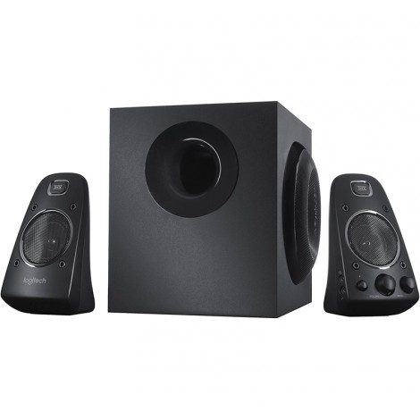 image else for Logitech Z623 Speaker System 2.1 Stereo Speakers, THX Certified, 200W Rms, Flexible Connectivity & Integrated Controls 980-000405 980-000405