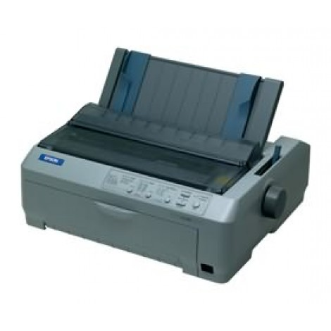 image else for Epson Lq-590 Dot Matrix Speed Of Up To 529 Chars Per Second, 24 Pin, High Copy C11C558071