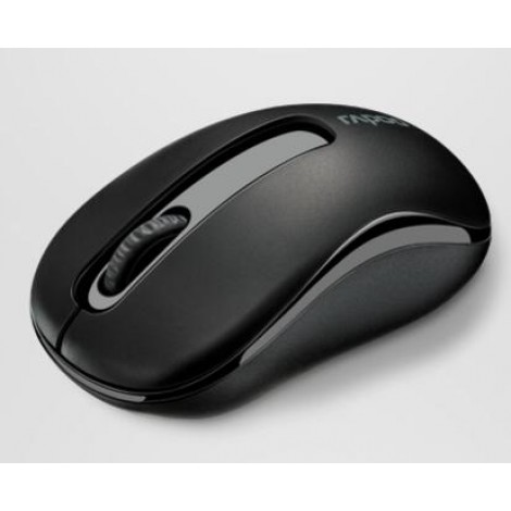 image else for Rapoo M10 Plus 2.4Ghz Wireless Optical Mouse Black - 1000Dpi 3Keys M10 Plus Black M10Plus-Black