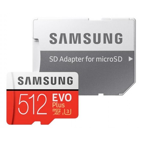image else for Samsung Evo Plus 512Gb Micro Sdxc With Sd Adapter Mb-Mc512Ga/Apc MB-MC512GA/APC