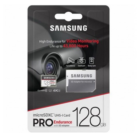 image else for Samsung Pro Endurance 128GB Micro SDXC Card with Adapter 100MB/s U1 MB-MJ128GA MB-MJ128GA/APC