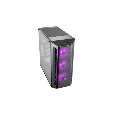 image else for Coolermaster Masterbox Mb520 Rgb Tempered Glass Window Atx Case Mcb-B520-Kgnn-Rgb MCB-B520-KGNN-RGB