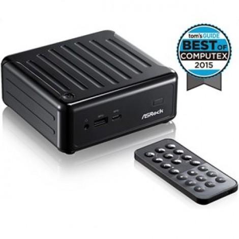 """image else for ASRock BeeBox, Intel N3150 Quad-Core, 2GB DDR3L 1600MHz, 32GB eMMC, 1x2.5"""", 4xUSB3.0, 2xHDMI, 1xDP 214724 Beebox N3150-2G32SW10/B/AU"""