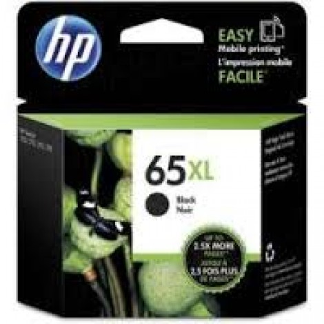 image else for Hp 65Xl High Yield Black Original Ink Cartridge N9K04Aa N9K04AA
