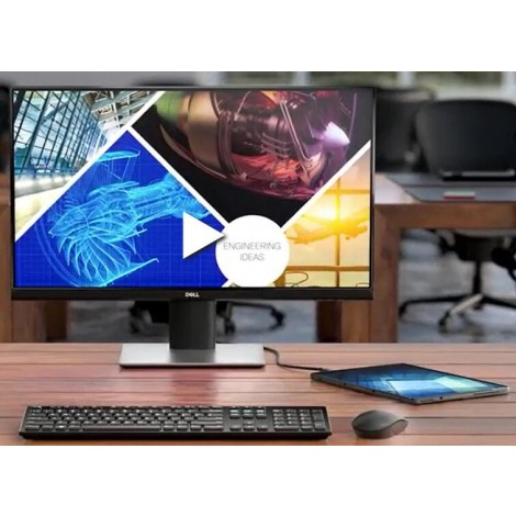 image else for Dell 23.8in P2419hc 16:9 Ips 1920x1080 60hz 8ms 250cd/m2 Height-adjustable Tilt Swivel Pivot Vesa P2419HC