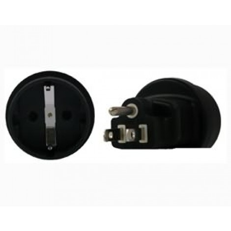 image else for Schuko To Us 3 Pin Plug Adapter PA-1223