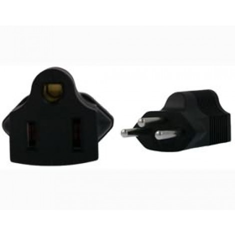 image else for Us 3 Pin To Swiss 3 Pin Plug Adapter PA-4615