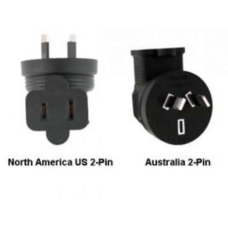 """image else for North America Us To Australia """"l"""" Power Adapter Plug PA-3621L"""