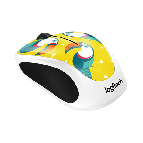image else for Logitech M238 Wireless Moue Party Collection Toucan 910-004725 910-004725