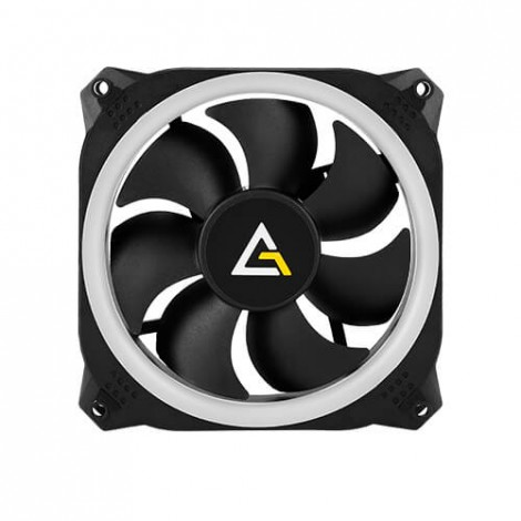 image else for Antec Prizm 140 Argb 2+c. 2 In1 Pack With 2x 12cm Rgb Dual Ring Pwm Fans And 1x Fan Controller Prizm 140 ARGB 2+C