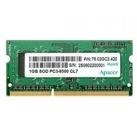 image else for Apacer Ddr3 Sodimm Pc8500-1gb 1066mhz Samsung Original 70451 KN.1GB0B.028