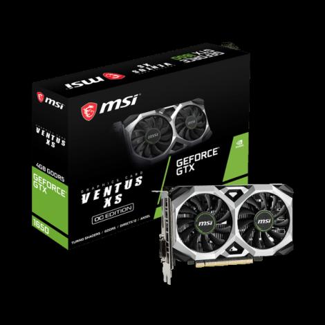 image else for MSI Gtx 1650 Ventus Xs 4G Oc Geforce Gtx 1650 Ventus X GEFORCE GTX 1650 VENTUS XS 4G OC
