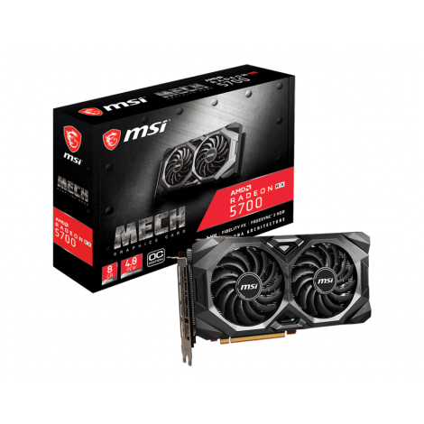 image else for MSI Radeon RX 5700 Mech OC Graphics Cards RADEON RX 5700 MECH OC