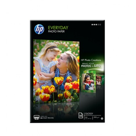 image else for Hp Q5451a Everyday Glossy Photo Paper Q5451A