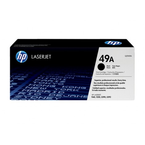 image else for Hp Q5949a Toner Cartridge For Lj1160/ 1320, 2500 Page Q5949A