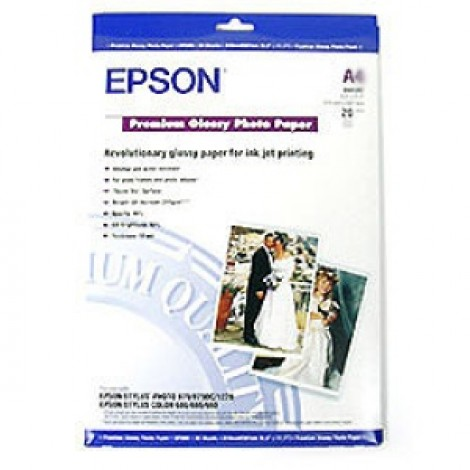 image else for Epson S041289 Premium Glossy Photo Paper A3+, 20sheets C13S041289