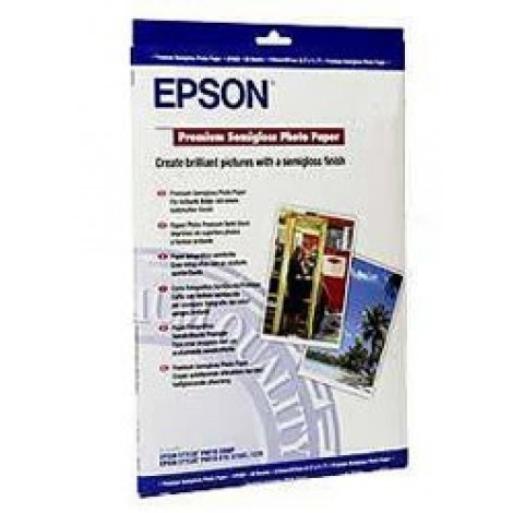 image else for Epson S041328 329x483mm 20 Sheets Premium Semigloss Photo Paper C13S041328