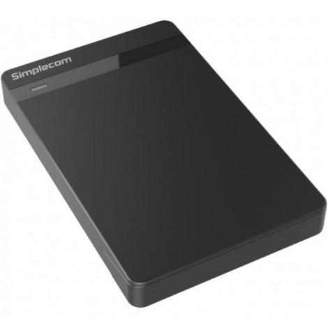 """image else for Simplecom 2.5"""" SATA Enclosure USB3.0 Tool Free Black SE203-black SE203-black"""