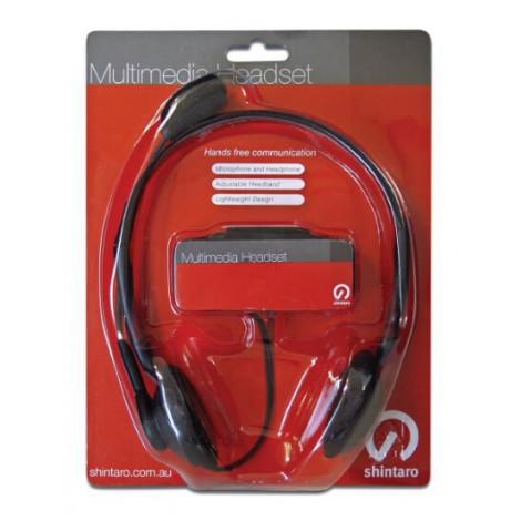 image else for Shintaro Sh-102m Stereo Headset SH-102M
