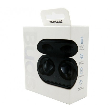 image else for Samsung Galaxy Buds Bluetooth True Wireless Earbuds with Wireless Charging Case Black SM-R170NZKAXSA SM-R170NZKAXSA