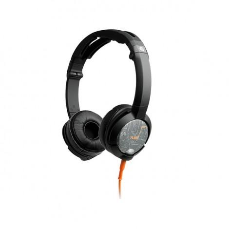 image else for Steelseries Silver, Orange & Black Flux Luxury Edition 3.5mm Headset Ss-61283 SS-61283