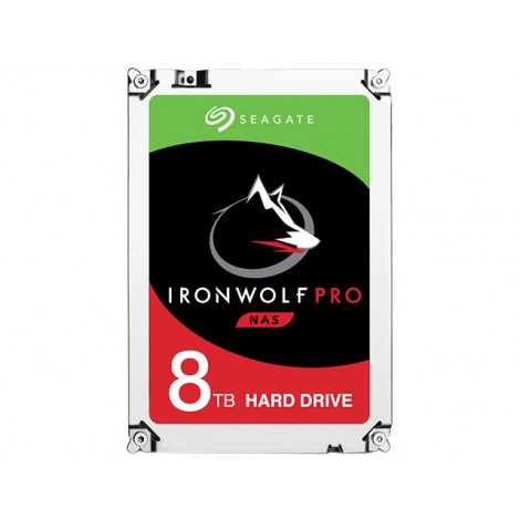 "image else for SEAGATE IRONWOLF NAS PRO INTERNAL 3.5"" SATA DRIVE, 8TB, 6Gb/ s, 7200RPM, 5YR WTY ST8000NE0021 ST8000NE0021"